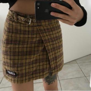 ユニフ(UNIF)のunif frances skirt (ミニスカート)