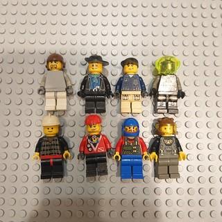 Lego - LEGO レゴ ミニフィグ まとめ売り ①