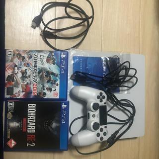 PlayStation4 - PlayStation4 CUH-2200A ホワイト