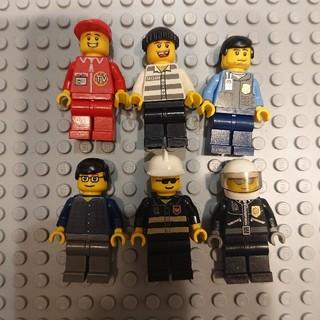 Lego - LEGO レゴ ミニフィグ シティ まとめ売り ②