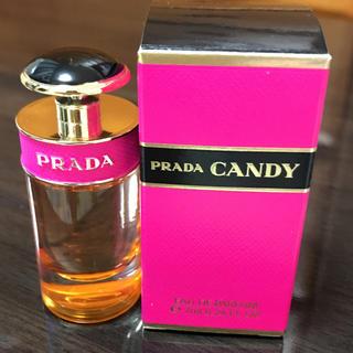 プラダ(PRADA)のプラダ キャンディ オーデパルファム(香水(女性用))