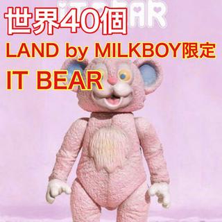 ミルクボーイ(MILKBOY)のLAND by MILKBOY渋谷店限定 IT BEAR(その他)