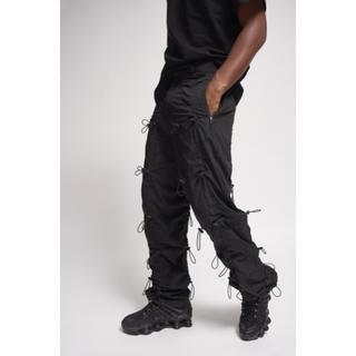 DIESEL - イギリスブランド 新作 ジョガーパンツ ナイロン ブラック 黒