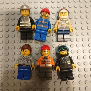 Lego - LEGO レゴ ミニフィグ シティ まとめ売り ⑤