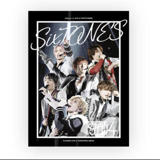 素顔4 SixTONES ストーンズ(アイドル)