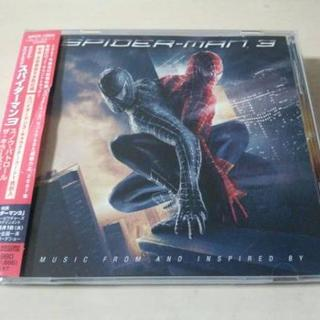 映画サントラCD「スパイダーマン3 SPIDER-MAN 3」●(映画音楽)