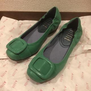 婦人靴 fitfit フィットフィット 22.5㎝ バレー/パンプス/靴シューズ