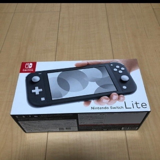 任天堂 - Nintendo Switch Liteグレー