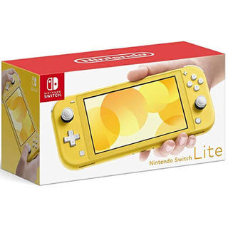 Nintendo Switch - 【新品未開封】Nintendo Switch Lite イエロー