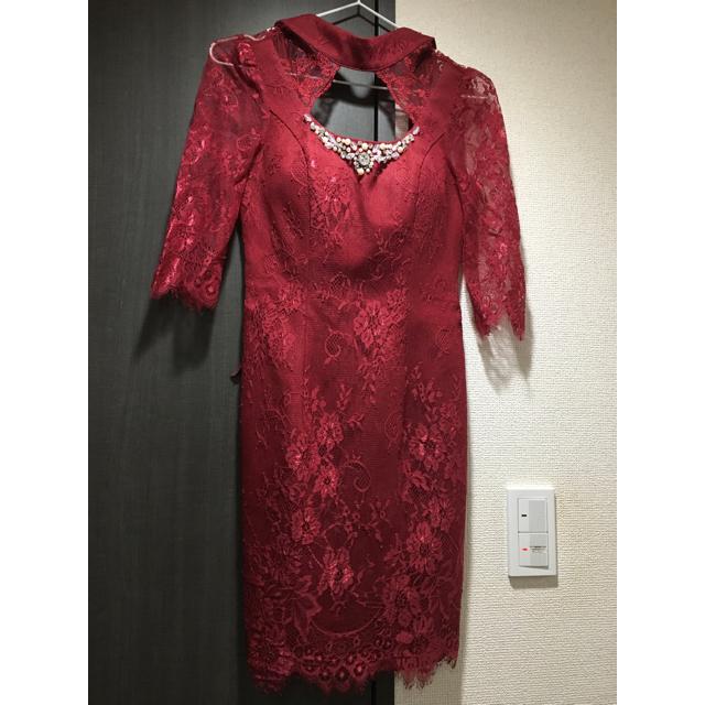 Andy(アンディ)のAndy  レースドレス レディースのフォーマル/ドレス(ナイトドレス)の商品写真