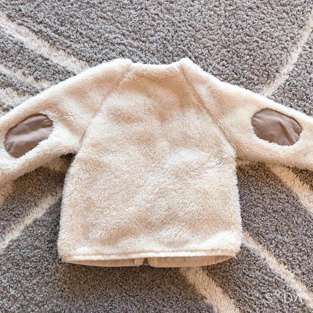 petit main(プティマイン)のプティマイン 80サイズアウター⑅◡̈* キッズ/ベビー/マタニティのベビー服(~85cm)(ジャケット/コート)の商品写真