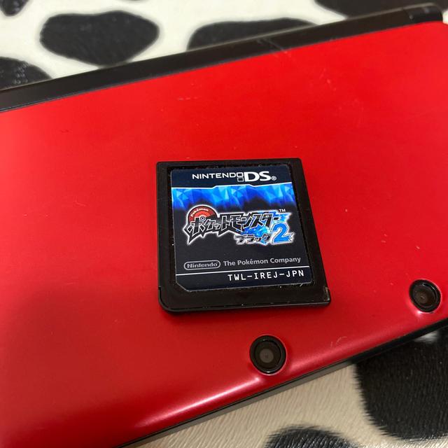 ポケモン(ポケモン)のポケットモンスターブラック2 エンタメ/ホビーのゲームソフト/ゲーム機本体(家庭用ゲームソフト)の商品写真