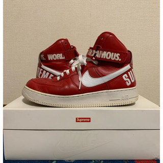 Supreme - supreme AIR force1