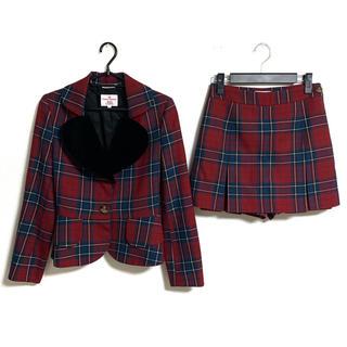 Vivienne Westwood - ヴィヴィアンウエストウッド レッドレーベル スーツ セットアップ ラブジャケット