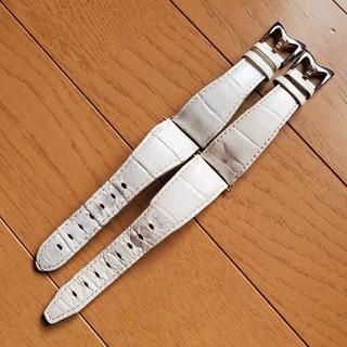 ガガミラノ(GaGa MILANO)のGAGAMILANOクロコダイル型押しベルト(レザーベルト)