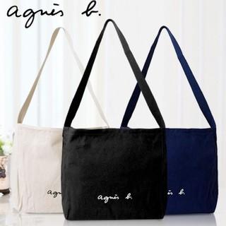 agnes b. - アニエスベー ショルダーバッグ アイボリー