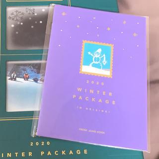防弾少年団(BTS) - BTS winter package グク