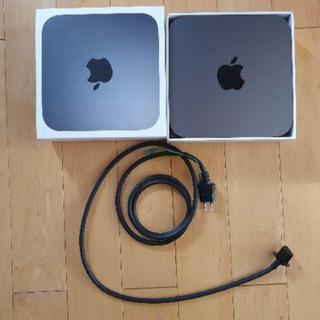 Apple - Mac mini 2018 3.0GHz i5 32G 6コア第8世代