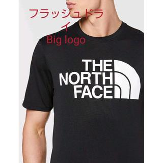 THE NORTH FACE - The north face flash dry biglogo USS