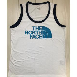 THE NORTH FACE - ノースフェイス タンクトップ L