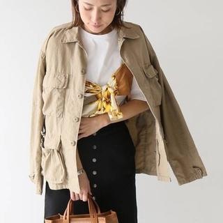 FRAMeWORK - ROTHCO BDU SHIRTS HARD WASHジャケット