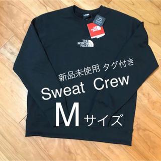 THE NORTH FACE - 【新品未使用】ノースフェース Sweat  Crew新品未使用 Mサイズ