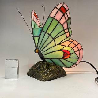 おしゃれ ステンドグラス ランプ(テーブルスタンド)