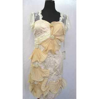 デイジーストア(dazzy store)の新品*ドレス(ミディアムドレス)
