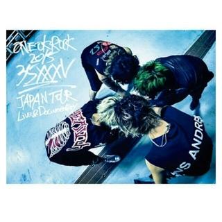 ワンオクロック(ONE OK ROCK)のONE OK ROCK DVD(ミュージック)