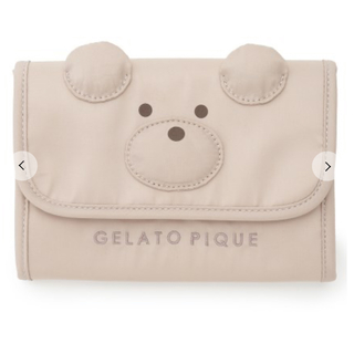 gelato pique - ジェラートピケ bear母子手帳 Ssize