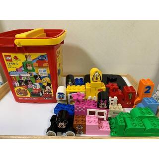 Lego - LEGO レゴ デュプロ 10531 ミッキー&フレンズのバケツ ミッキー