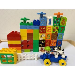 Lego - レゴ デュプロ 5497 かずあそびセット 数字 レア廃盤