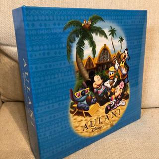Disney - ハワイのディズニー・アウラニで購入!大容量200枚入るアルバム