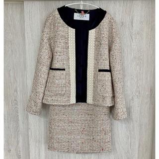 ADORE - ADORE ツイードジャケット スカート セットアップ スーツ
