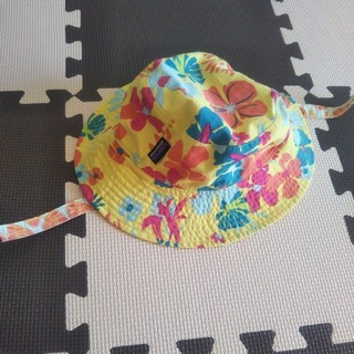patagonia - 最終値下げ!パタゴニア ベビー帽子 リバーシブル ハット 約50cm