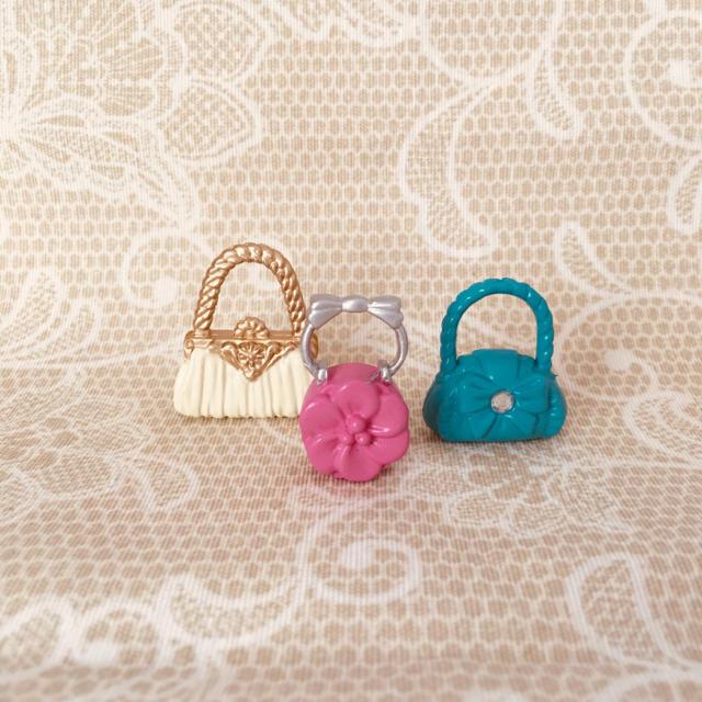 EPOCH(エポック)のタウンシリーズ バッグ シルバニアファミリー ファッションアクセサリーショップ キッズ/ベビー/マタニティのおもちゃ(ぬいぐるみ/人形)の商品写真