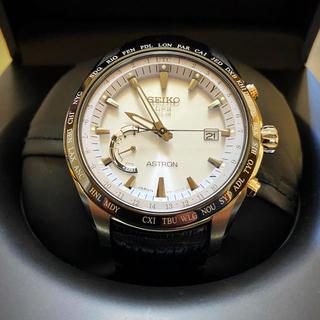 セイコー(SEIKO)の美品中古 SEIKO/ASTRON アストロン SBXB 093 GPSソーラー(腕時計(アナログ))