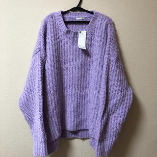 GU - 新品 GU 大きいサイズ XL セーター