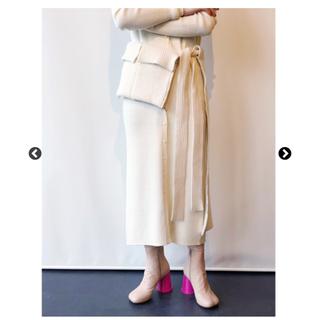 TANラップスカート
