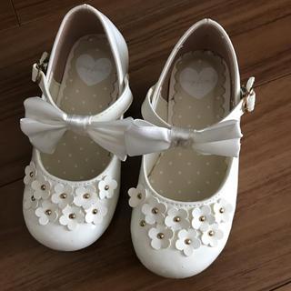 エニィファム(anyFAM)のanyfam フォーマル 靴 17センチ(フォーマルシューズ)