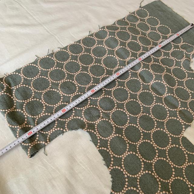 mina perhonen(ミナペルホネン)のタンバリン はぎれ ハンドメイドの素材/材料(生地/糸)の商品写真