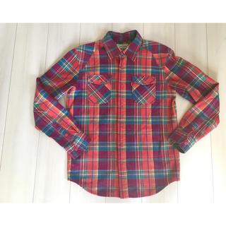 リーバイス(Levi's)の【美品】リーバイス ネルシャツ Mサイズ(シャツ)