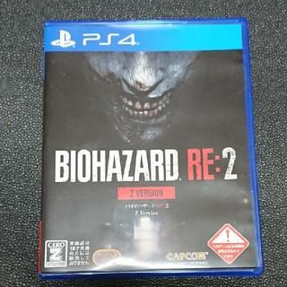 バイオハザード RE:2 Z Version PS4