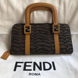 FENDI - FENDI フェンディ ミニバッグ ヴィンテージ 美品