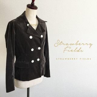 ストロベリーフィールズ(STRAWBERRY-FIELDS)のSTRAWBERRY-FIELDS☆春物ジャケット(その他)