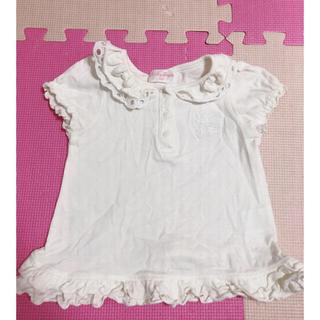 シャーリーテンプル(Shirley Temple)のシャーリーテンプル  半袖カットソー(Tシャツ/カットソー)