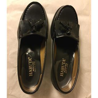 ハルタ(HARUTA)の【ハルタ】【HARUTA】キルトタッセルローファー(合皮)(ローファー/革靴)