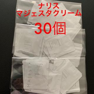 ナリスケショウヒン(ナリス化粧品)の新品 ナリス マジェスタ クリームサンプル 30個   (サンプル/トライアルキット)