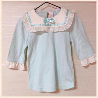 シャーリーテンプル(Shirley Temple)のシャーリーテンプル  カットソー(Tシャツ/カットソー)