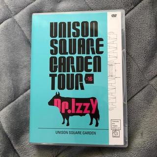 ユニゾンスクエアガーデン(UNISON SQUARE GARDEN)のUNISON SQUARE GARDEN TOUR 2016 Dr.Izzy a(ミュージック)